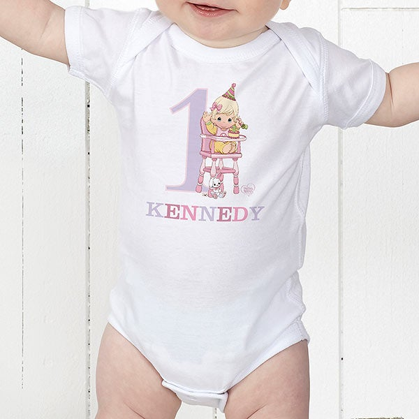 Personalized Babys First Birthday Clothes