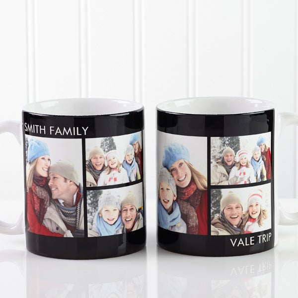 Personalized Photo Coffee Mugs - Picture Perfect - 12730