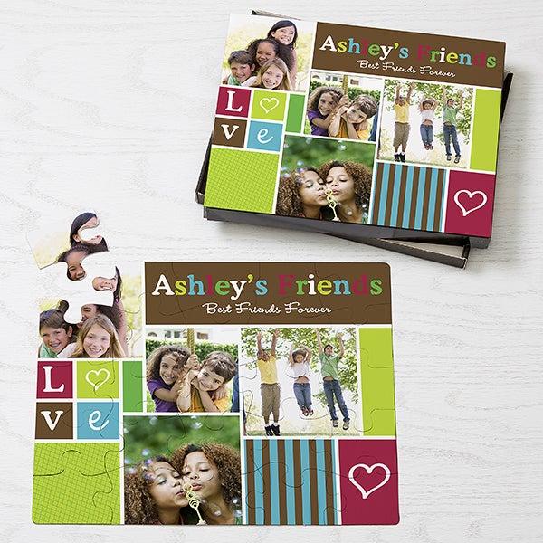 Personalized Photo Puzzles - Photo Fun - 12744