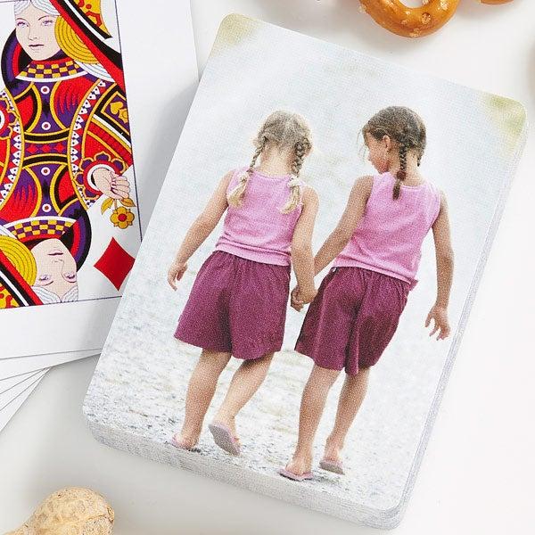 Custom Photo Playing Cards - 12759