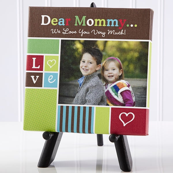 Personalized Canvas Art - Photo Fun - 12883