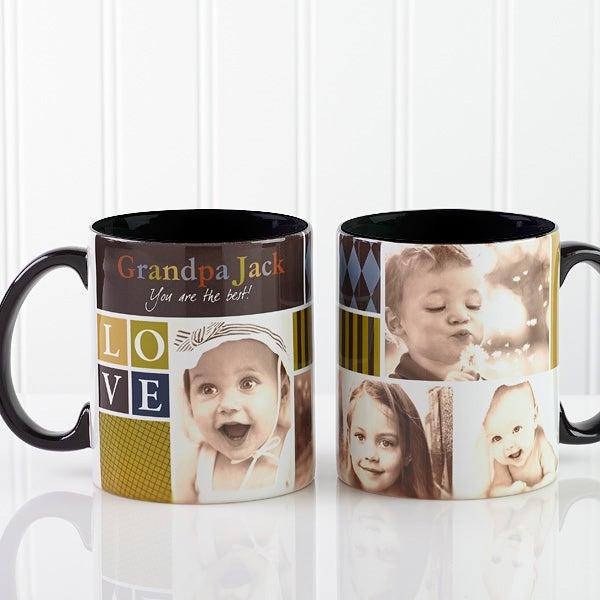 Personalized Photo Coffee Mugs - Photo Fun For Him - 13075