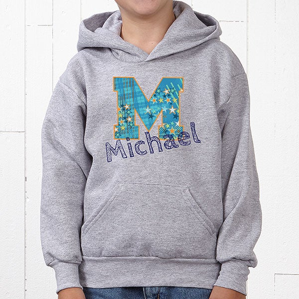 Personalised Baby,Kids Boy,Girl Clothes,Hoodie,Jumper,Blouse Name Christmas Gift
