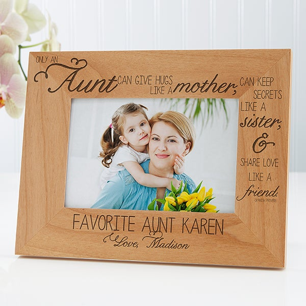 Personalization Picture Frames