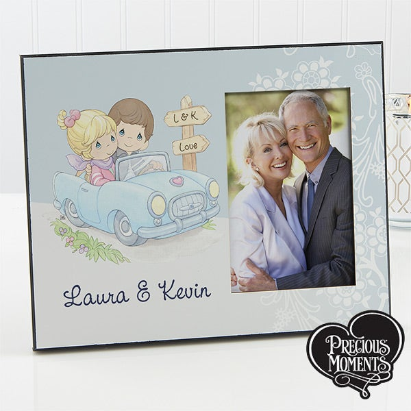 Personalized Picture Frames - Precious Moments Couple - 13963