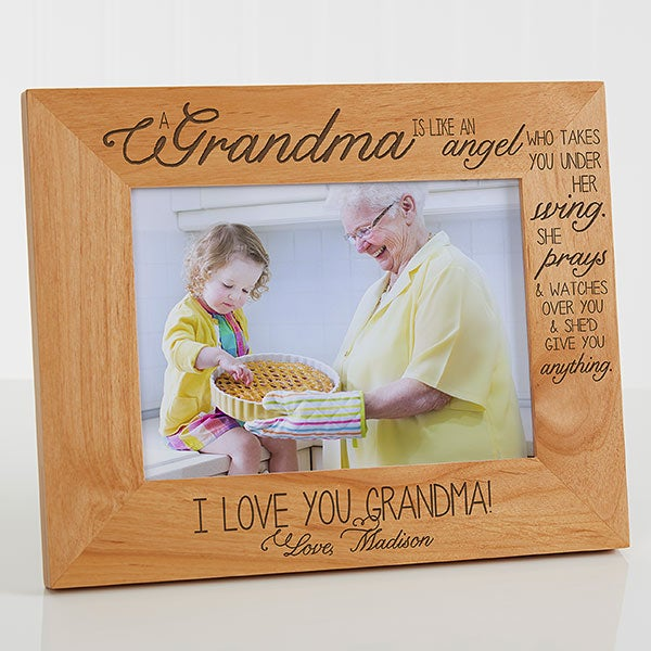 Personalized Picture Frames - Special Grandma - 14025