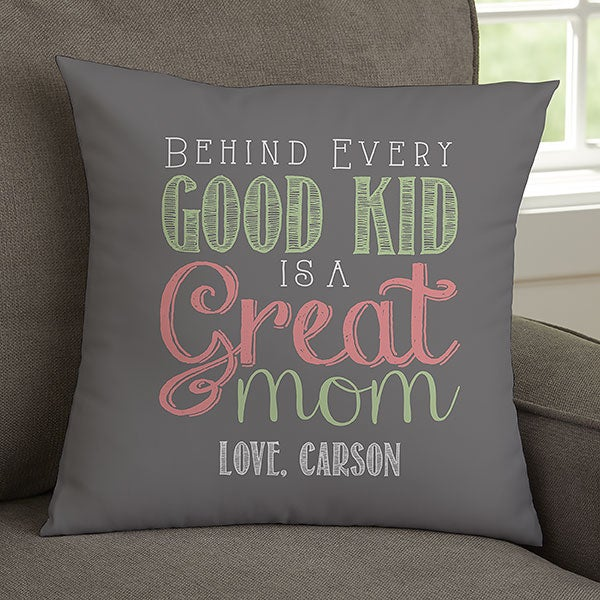 Personalized Throw Pillows Loving Words To Her