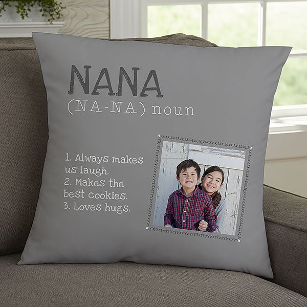 Best Teacher Appreciation Personalized Embroidery Throw Pillow Gift Handcrafted