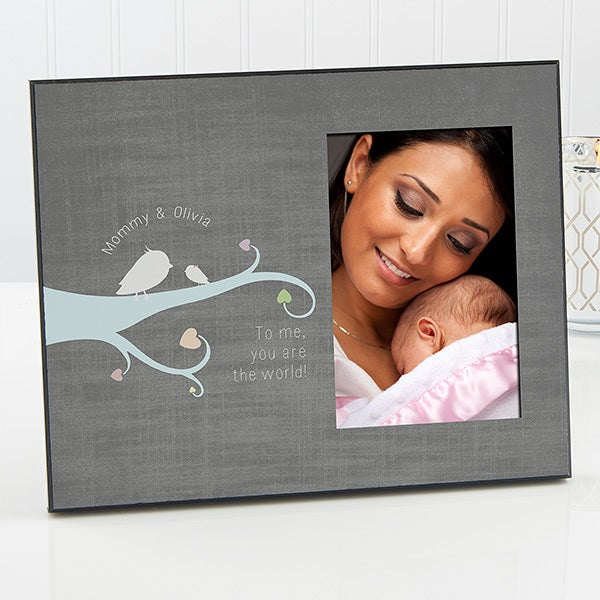 Personalized Picture Frames New Mom