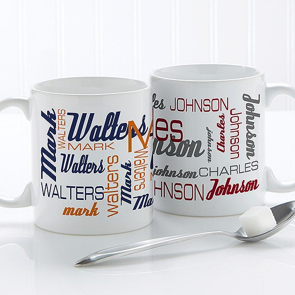 6b2769197b9 Personalized Coffee Mugs For Him - Signature Style