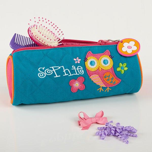 Personalized Kids Duffel Bags - Lovable Owl - 14551