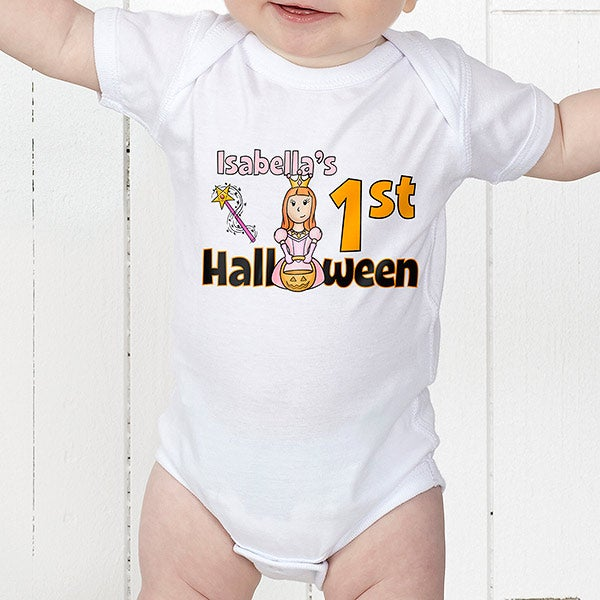 Personalized My First Halloween Baby Clothing - 14781