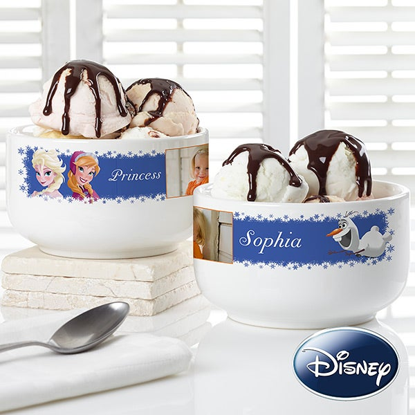 Disney Frozen Personalized Bowl - 14925