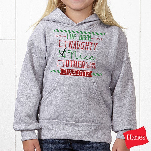 Personalized Kids Christmas Apparel - I Can Explain - 15124