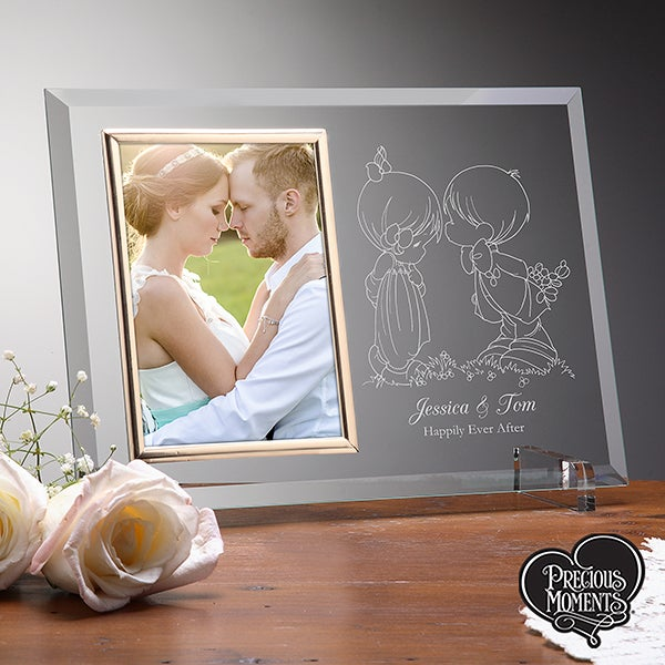 Personalized Precious Moments Love Reflection Frame - 15268