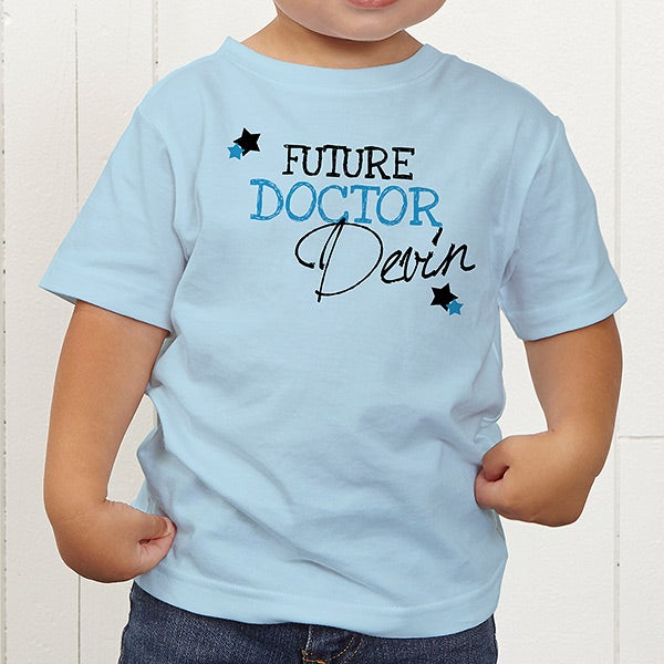 Personalized Kids Clothes - When I Grow Up - 15408