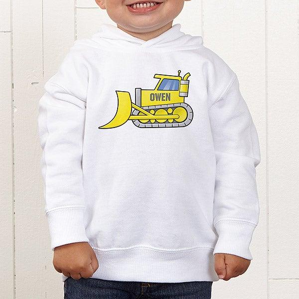 Personalized Kids Apparel - Construction Trucks - 15412