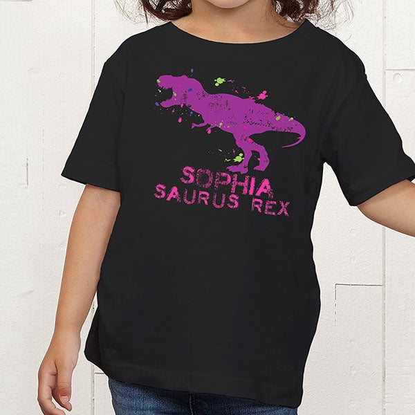 fdfb1c954 Personalized Dinosaur Kids Clothes - Toddler T-Shirt - Kids Gifts