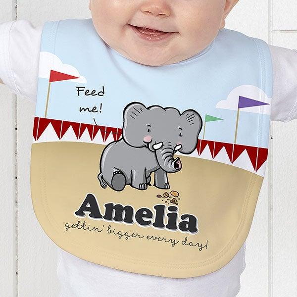 Personalized Kids Apparel - Elephant Love - 15427