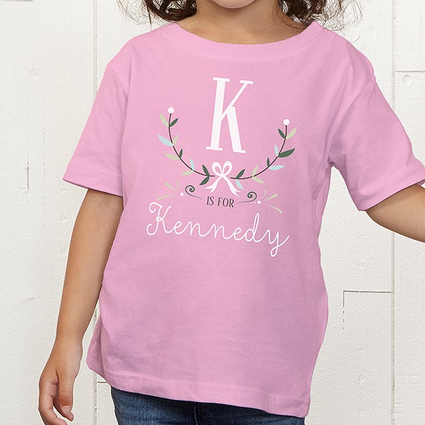 Personalized Girls Clothes - Girly Chic - 15435