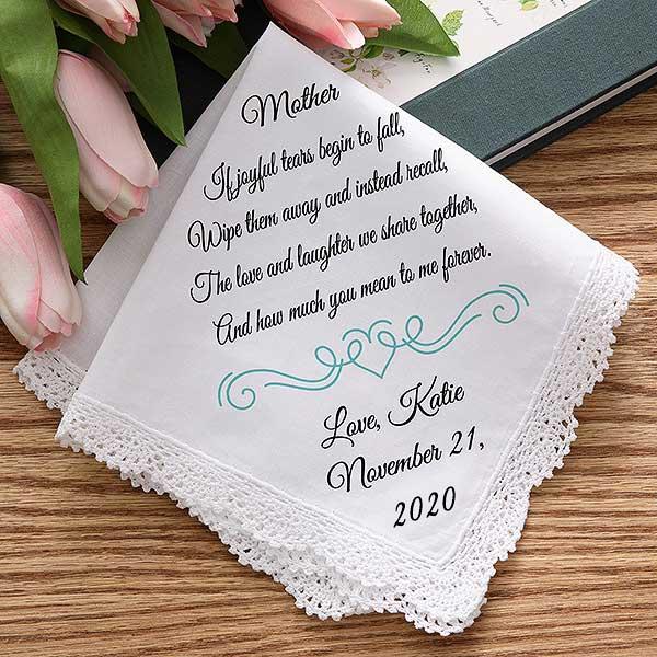 Bands tears Satin Ribbon Handkerchiefs Wedding Wedding Wedding