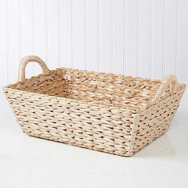 Natural Storage Basket - 15551