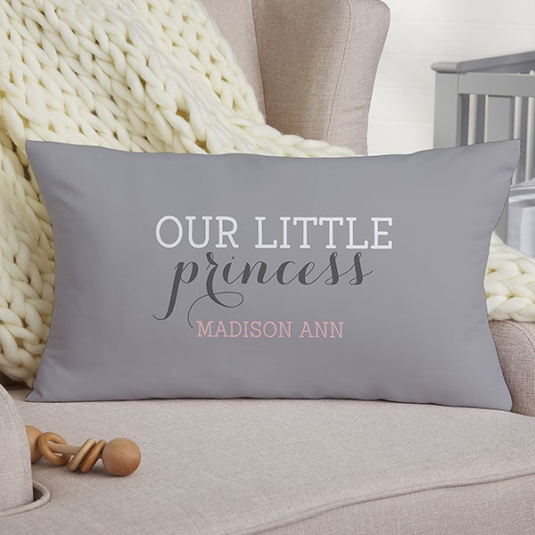 Personilised Baby Pillow
