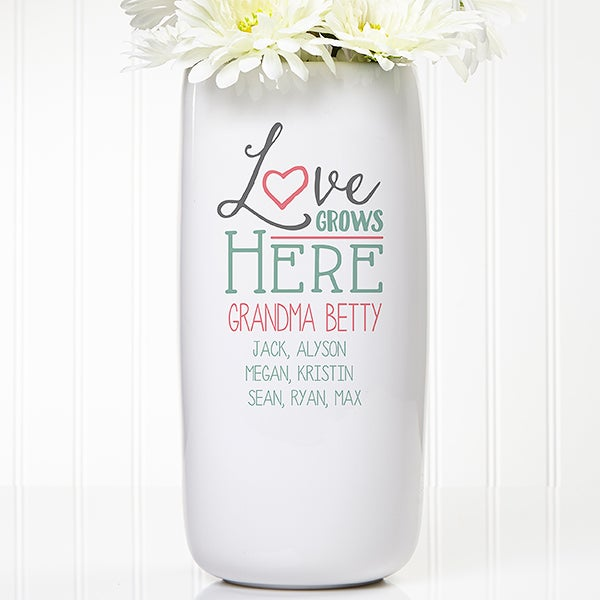 "Best Personalized Mothers Day Gifts for Grandma"" border="