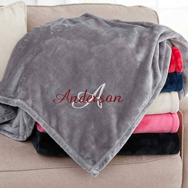 8e8b902129 Personalized Fleece Blankets - 50x60 - You Name It - For Her