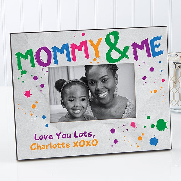 Personalized Mother Child Picture Frames Mommy Me Forever