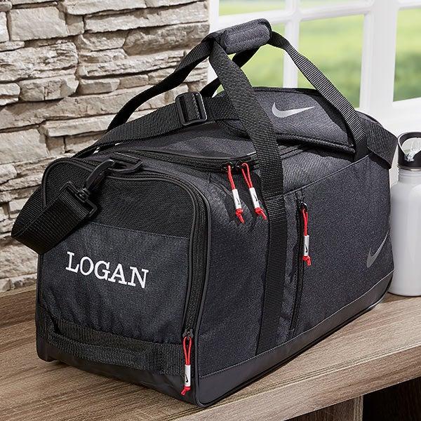 641f37b03b6b Nike Embroidered Duffel Bag - Name