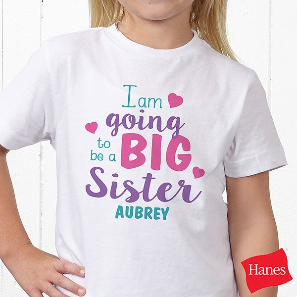 Big Sister, Big Brother Personalized Clothes - 17313