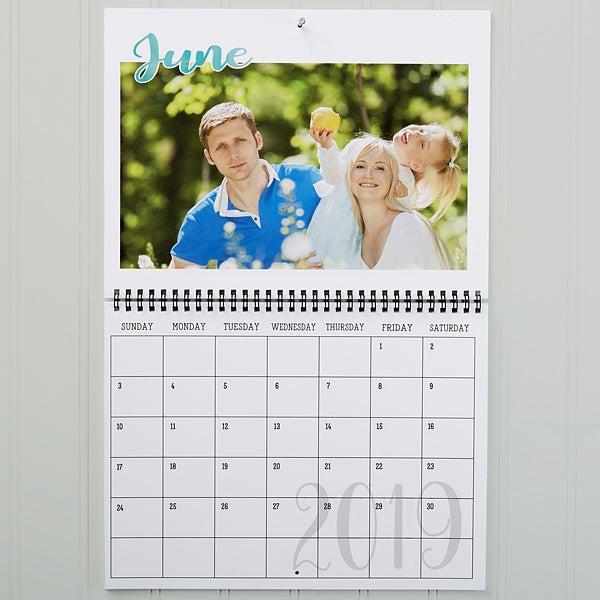 Photo Wall Calendar - Simply Modern - 17922