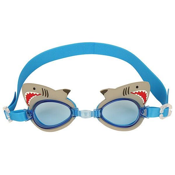 Boys Shark Goggles By Stephen Joseph - 17946