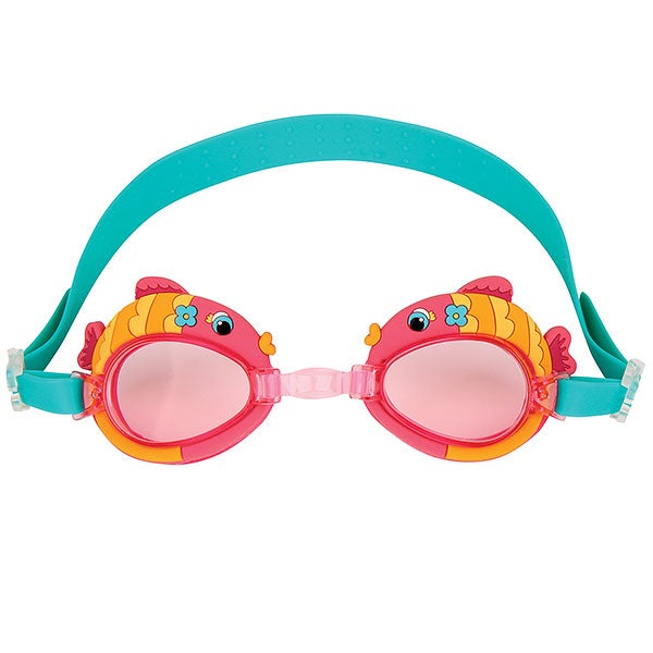 Girls Fish Goggles By Stephen Joseph - 17947