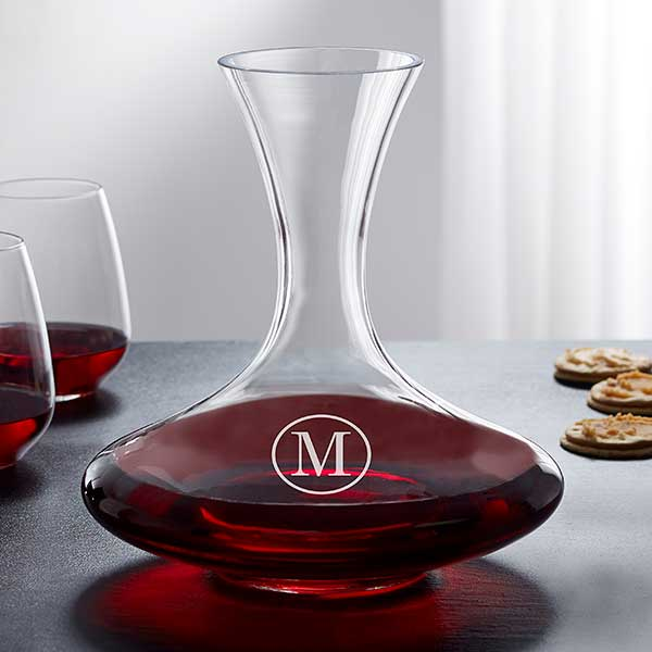 4913aa9ac8f Personalized Name Wine Decanter