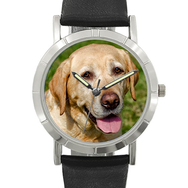 Personalized Photo Watch - Pet Photo - 18168D