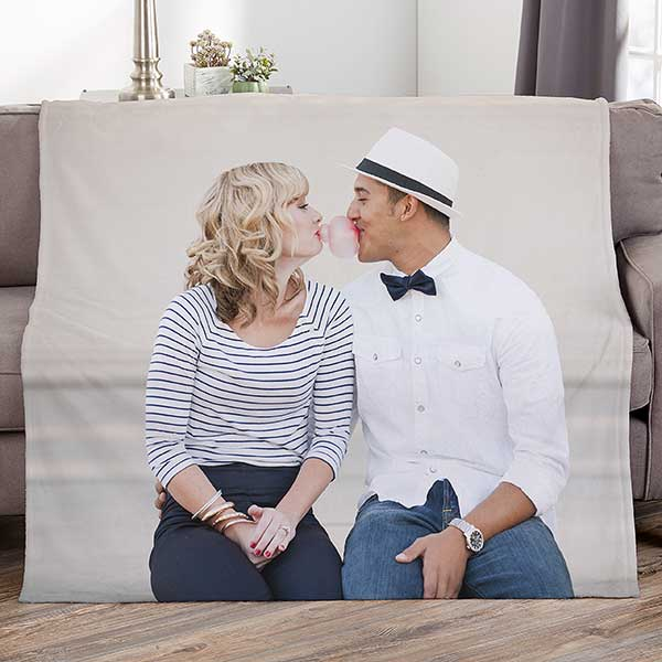 Personalized Photo Blankets - Picture Perfect - 18280