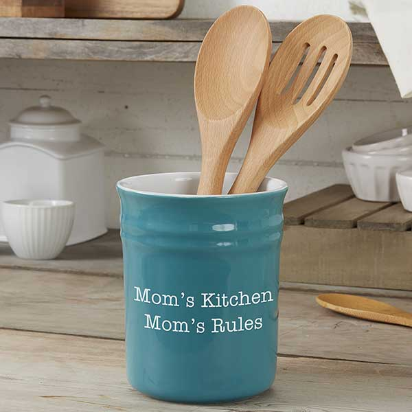 Personalized Utensil Holder For The Home