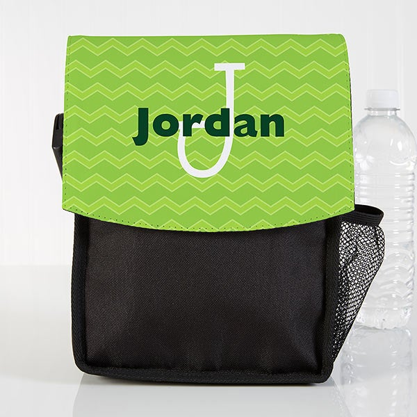 Personalized Lunch Bags - School Lunch Box - 18521