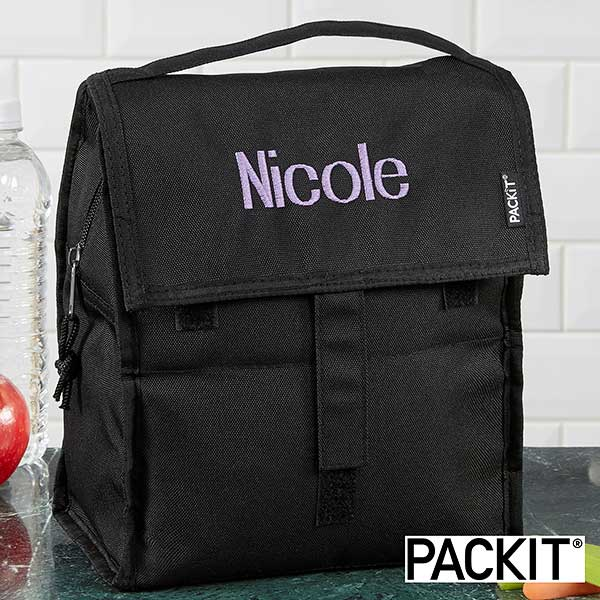 PackIt Freezable Lunch Bag - Custom Embroidered - 18538