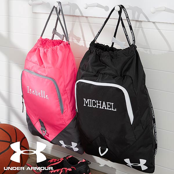 4bbcce1f542f Under Armour Embroidered Drawstring Bags - 18540