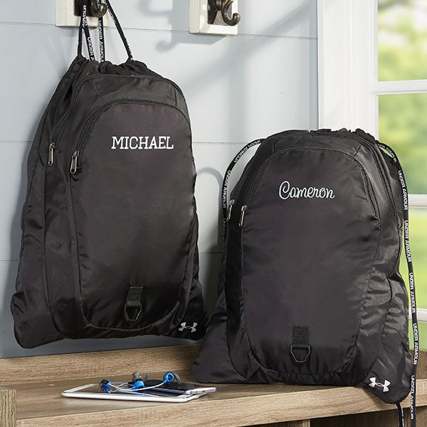 Under Armour Embroidered Drawstring Bags