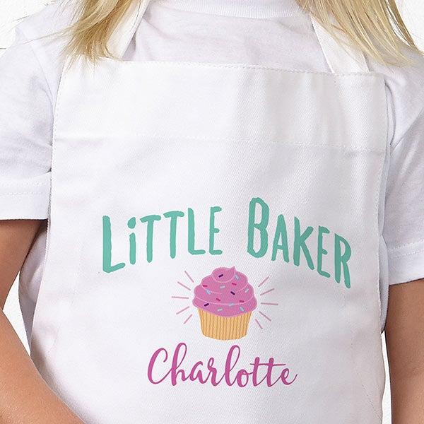 Personalized Kids' Apron - Little Baker - 18635