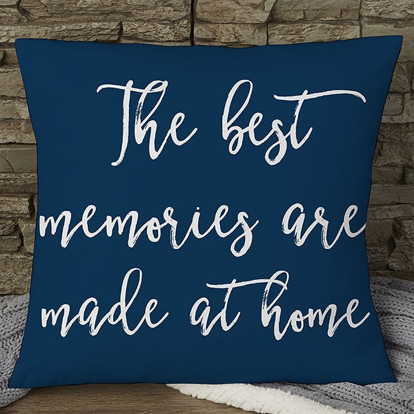 Personalized Throw Pillows - Write Your Own - 18648