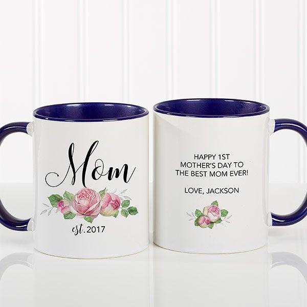 Genuine Toyota White Ceramic Mug Coffee Cup Tea Logo Novelty Gift