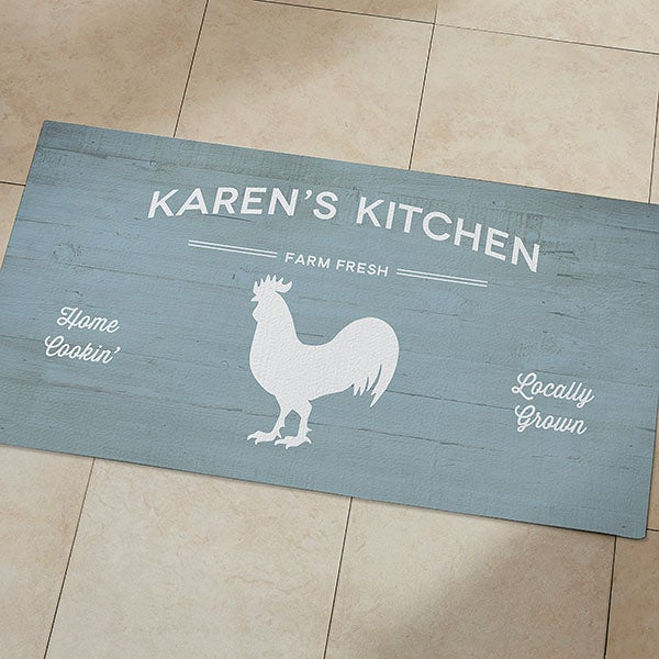 Personalized Doormats - Farmhouse Design - 18830
