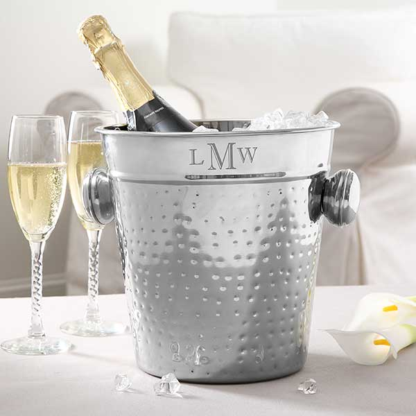 Classic Celebrations Engraved Ice Bucket - 18881