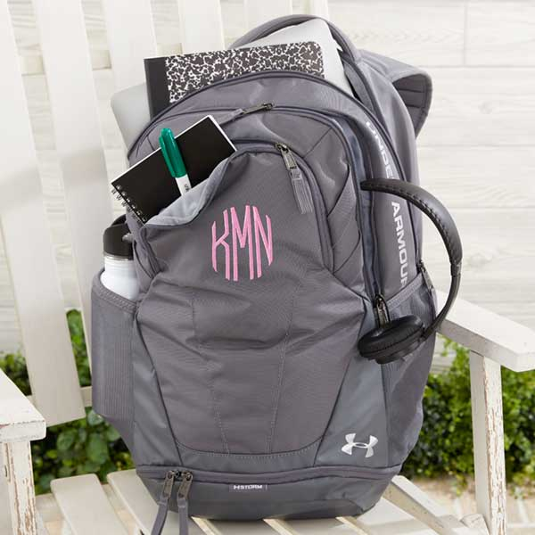 442bbc9fb402 Under Armour Embroidered Backpacks - Name or Monogram
