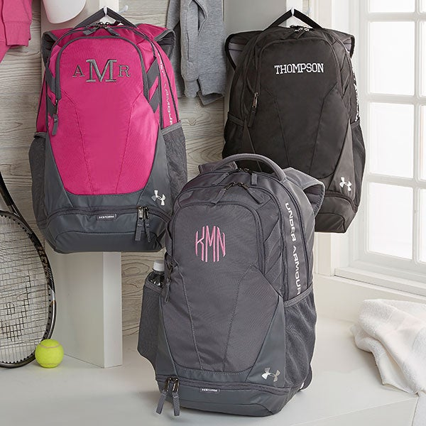 1c24a7c6357 Under Armour Embroidered Backpacks - Name or Monogram - 18987